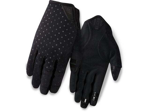 Giro LA DND Gloves Damen black dots